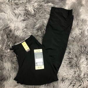Kirkland Woven Active Pants | Black | Various Size